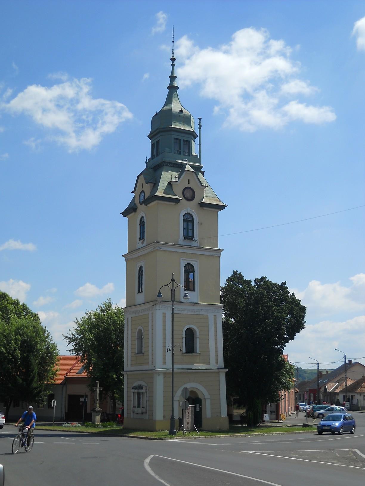 Tűztorony Szécsényben
