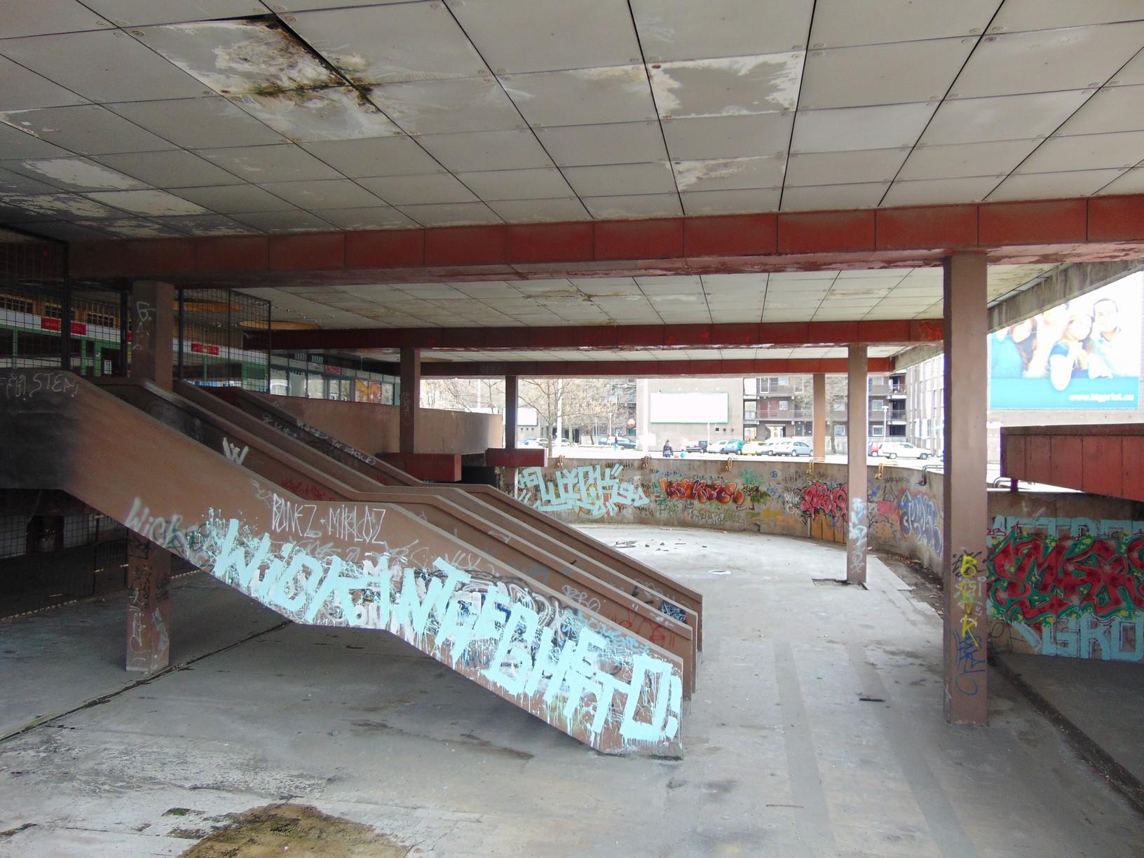 Sosemvolt metróvégállomás a 21. században