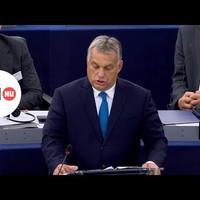 Orbán érvel