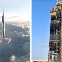 Gigászok harca: 1100 méteres torony épül Szaúd-Arábiában