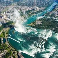 Gigametropolisz a Niagara mellett: Ilyen jövőt álmodott a Gillette alapítója