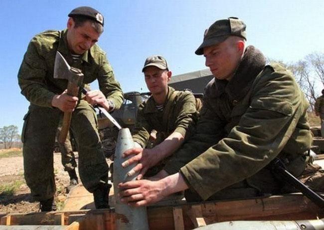 A katonaság békeidőben is életveszély.