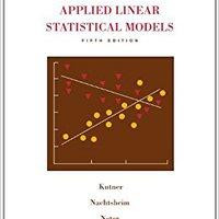 !UPD! Applied Linear Statistical Models. advirtio drive build ofertas flights entidad