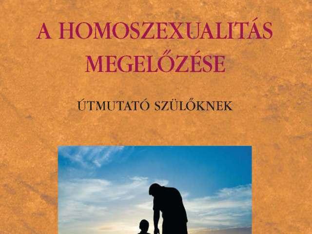 A homoszexualitás megelőzhető