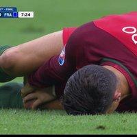 Megéreztem a testemen Christiano Ronaldo térdsérülését