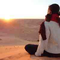 Sivatagi kávé után...