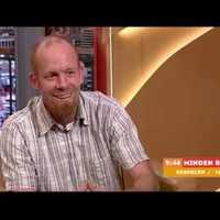RTL reggeli riport az auráról