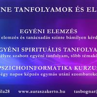 ONLINE TANFOLYAMOK ÉS ELEMZÉSEK