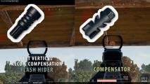 Flash hider vagy compensator?