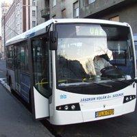 Enterprise - Jászkun Volán: Plasma midibusz