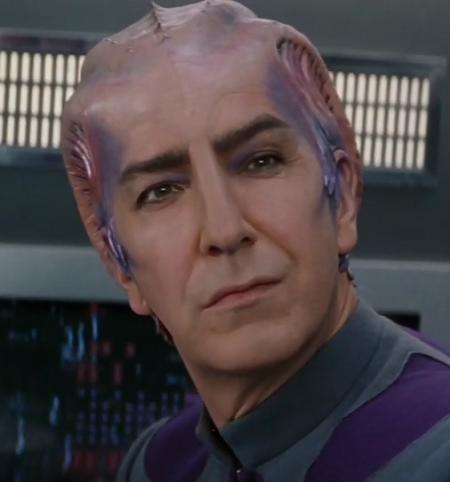 Galaxy Quest: egykor híres színpadi színész, akire mindenki csak földönkívüliként emlékszik...