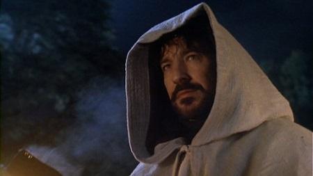 Kiskanállal vágná ki Robin Hood szívét...mert úgy jobban fáj. Alakításáért 1992-ben BAFTA-díjat kapott.