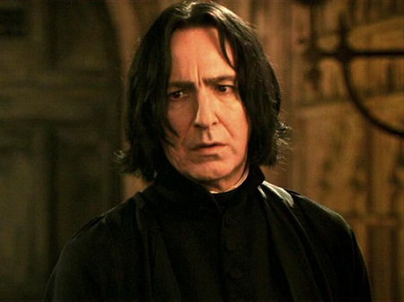 Piton professzor a Harry Potter-univerzum legizgalmasabb szerpelője...