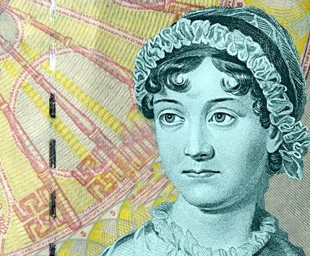 2017-től Jane Austen képe lesz látható a 10 fontos bankjegyen.