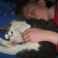 A nap képe: A macskám és én