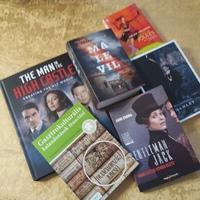 Karácsonyi könyvkavalkád - Év eleji könyvajánló