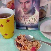 Ross Poldarkkal reggeliztem, és megváltozott az életem