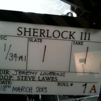 Az üres halottaskocsi - Forog a Sherlock 3. évada!