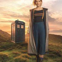 A Doktor, a Királynő és a Legendás állatok