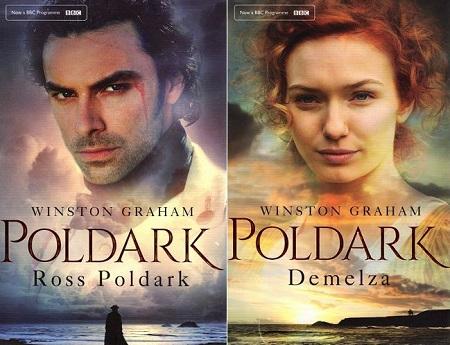A könyveket, az új sorozat sikerére való tekintettel, most újra kiadják.