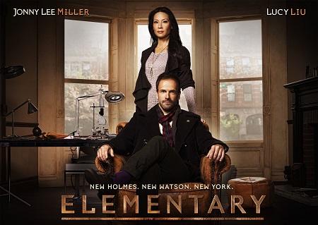 Jonny Lee Miller és Lucy Liu. Sherlock Holmes New Yorkba költözött, és Watson nő... Ez a 2012-ben indult amerikai sorozat (még) nem fogott meg.