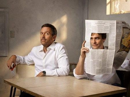 Hugh Laurie a legjobb modern Sherlock Holmes, ez nem is kérdés! :) És Robert Sean Leonard az ő Watsonja.