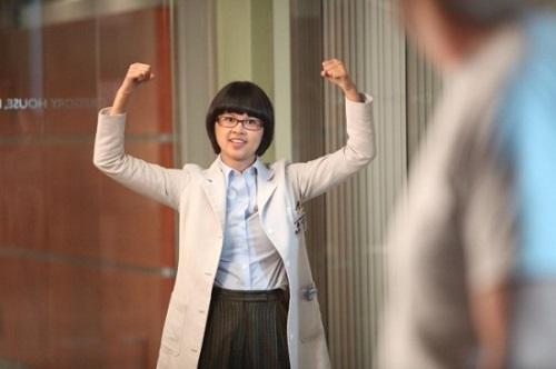 Dr. Chi Park (Charlyne Yi) a 8. évadban szerzett emlékezetes perceket a sorozat rajongóinak.
