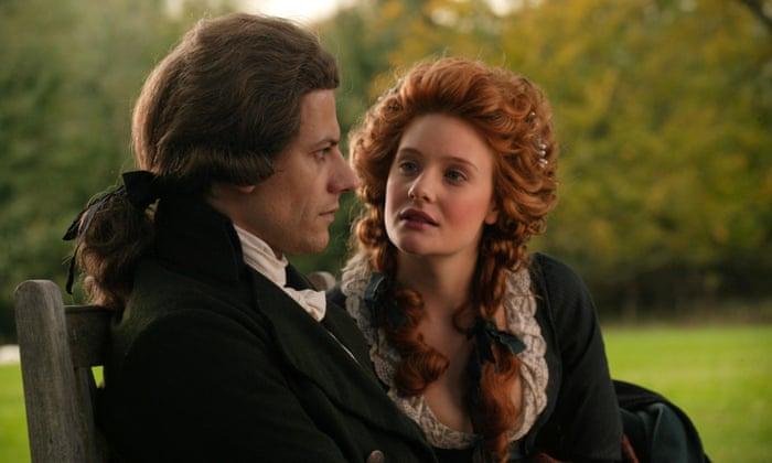 Barbara Spooner (Romola Garai) nem hagyta, hogy a férje - William Wilberforce - föladja a harcot.