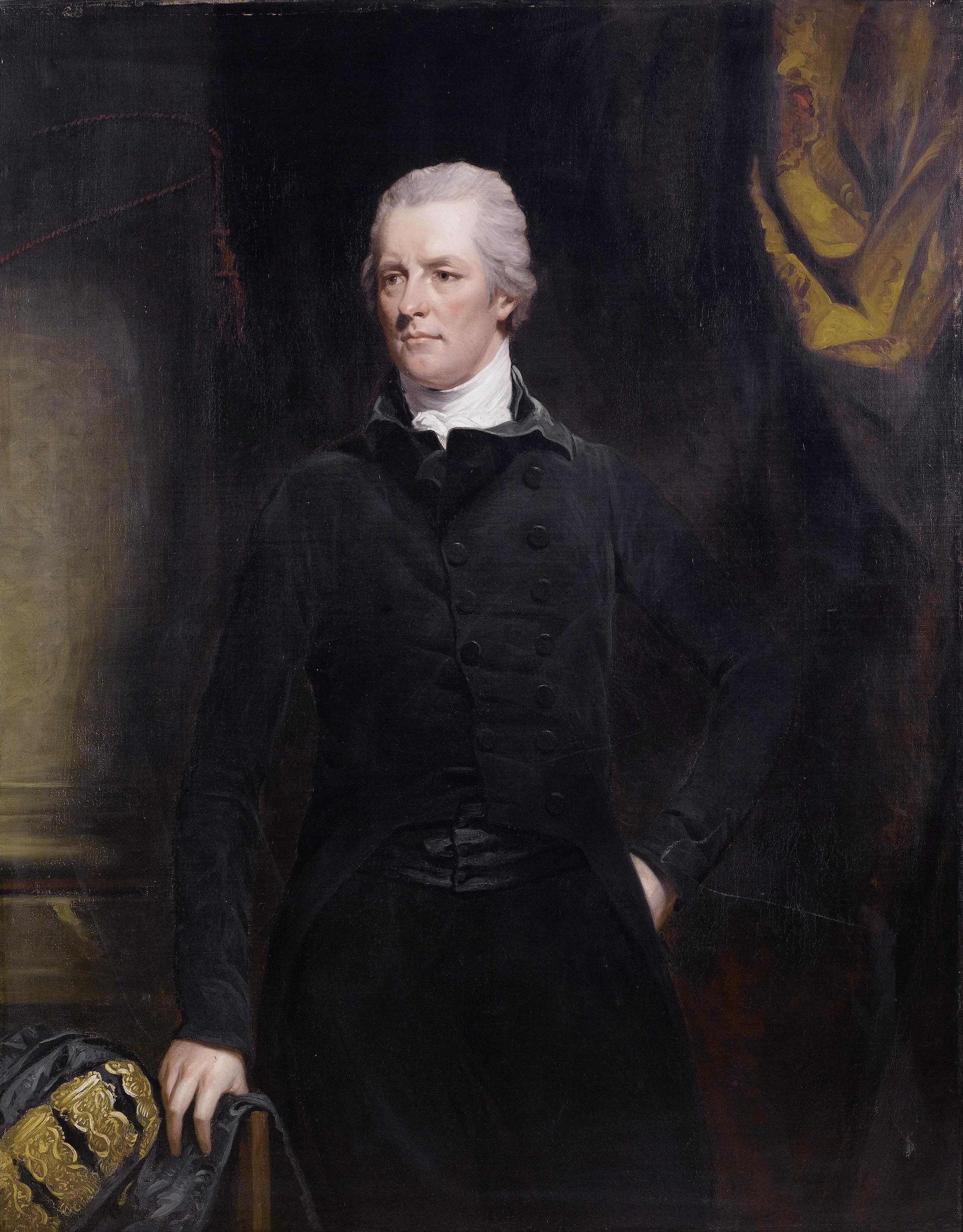 Ifjabb William Pitt, az egyik kedvenc történelmi hősöm. 24 évesen lett Nagy-Britannia miniszerelnöke.