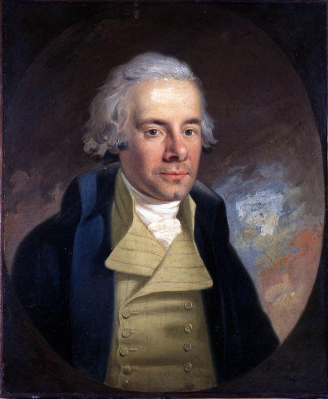 William Wilberforce arcképe - a férfi egész életében azon dolgozott, hogy a világ jobb hely legyen