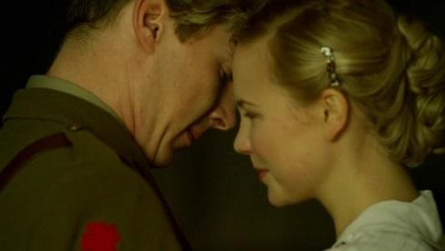 De Sylviával szemben ott áll Valentine Wannop.
