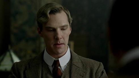 Benedict Cumberbatch tökéletes a szerepben, ezt nem is kell mondanom.