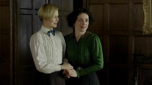 Anne-Marie Duff zseniális Edith szerepében.