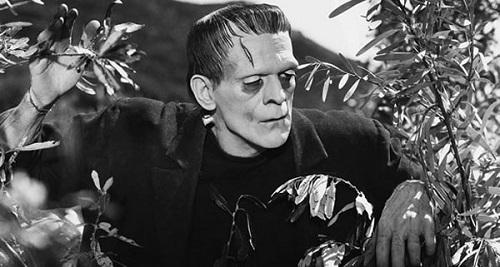 Frankenstein teremtménye szörnyetegként él a képzeletünkben, esősorban a filmfeldolgozásoknak köszönhetően. A Teremtmény leghíresebb megformálója Boris Karloff, összesen háromszor játszotta el: A Frankenstein (1931), a Frankenstein menyasszonya (1935) és a Frankenstein fia (1939) című filmekben.