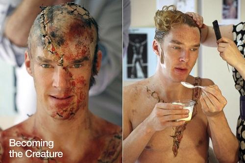 Frankenstein teremtményévé válni nem könnyű...