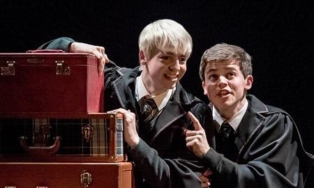 Scorpius Malfoy és Albus Potter