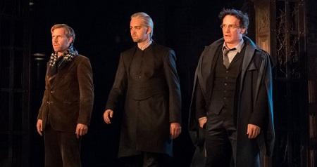 Draco Malfoy az egyik legizgalmasabb karakter a darabban.