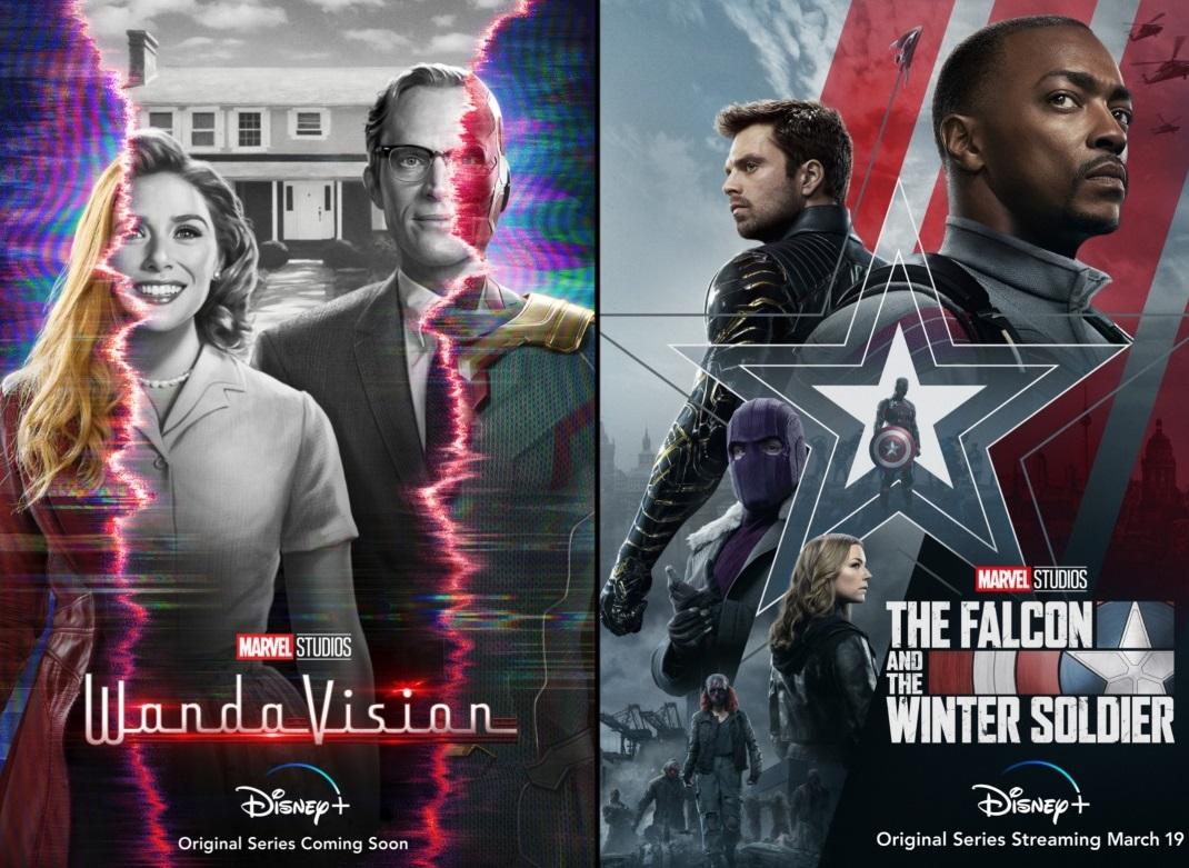 A Marvel két új sorozata a szívünket veszi célba…