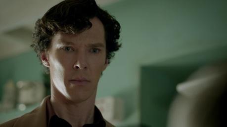 A pillanat, amikor Sherlock ráébred, hogy ő John Watson legjobb barátja...