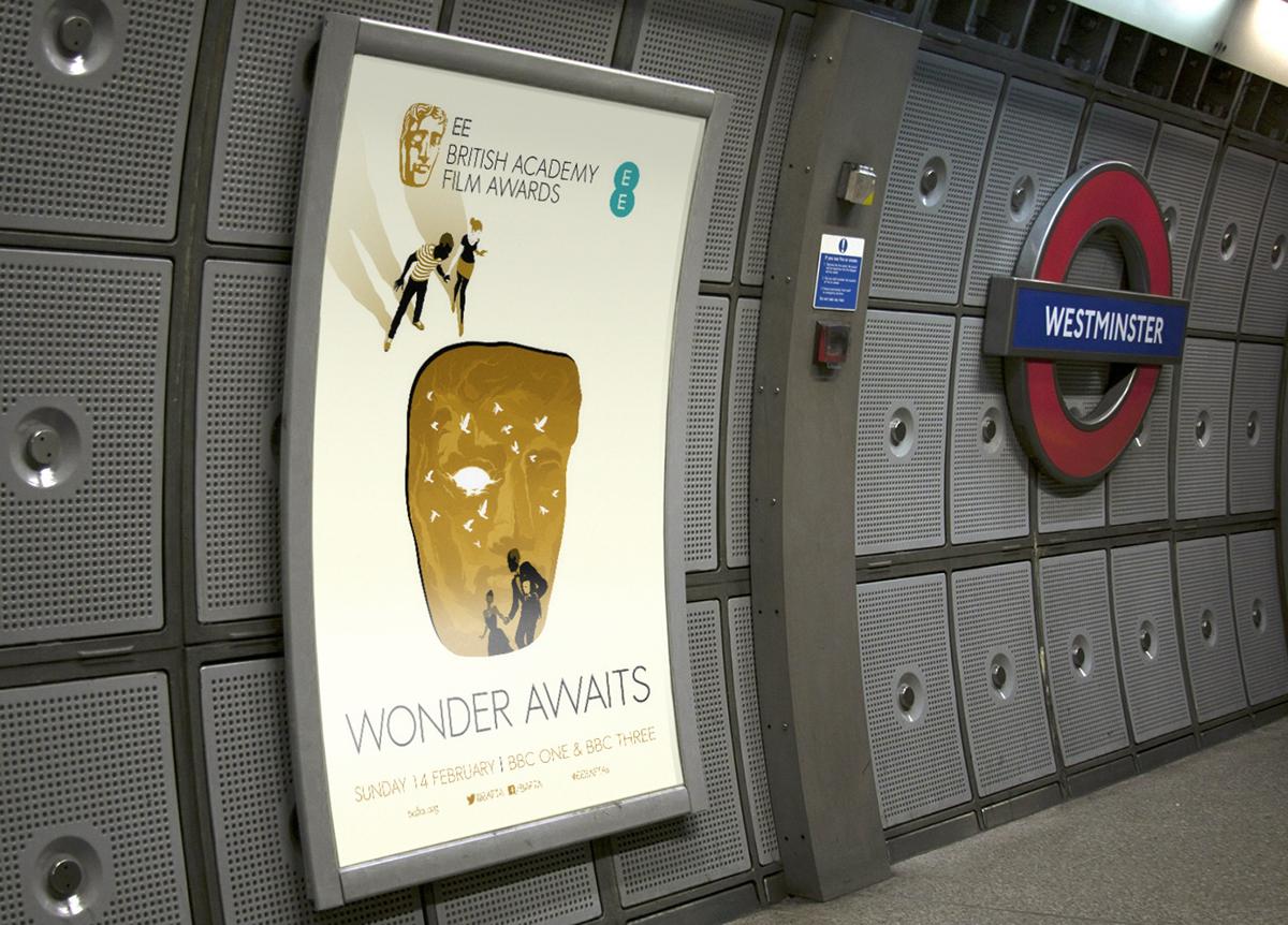 Londoni metró, magyar plakát (forrás: mandarchiv.hu)