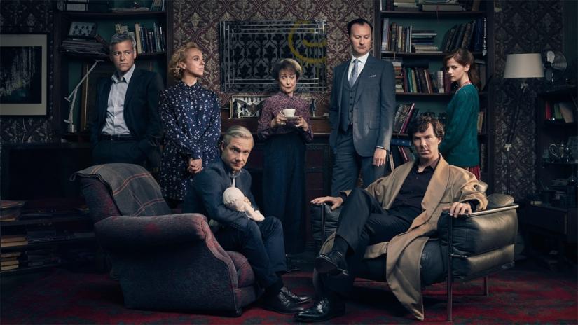 2. A Sherlock 4. évada: 'A Sherlock 4. évadának első része gyenge volt, de voltak zseniális pillanatai. A második rész fantasztikus volt, egy fenomenális főgonosszal. A harmadik pedig olyan tökéletes érzelmi ívet írt le, hogy szó szerint mozdulni sem tudtam másfél órán át, és szerintem még levegőt venni is elfelejtettem néha. Újabb felejthetetlen Sherlock évadot kaptunk.'