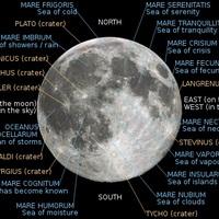 Petőfi otthona a Holdon