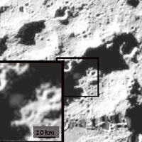 Hogy került víz a Holdra?