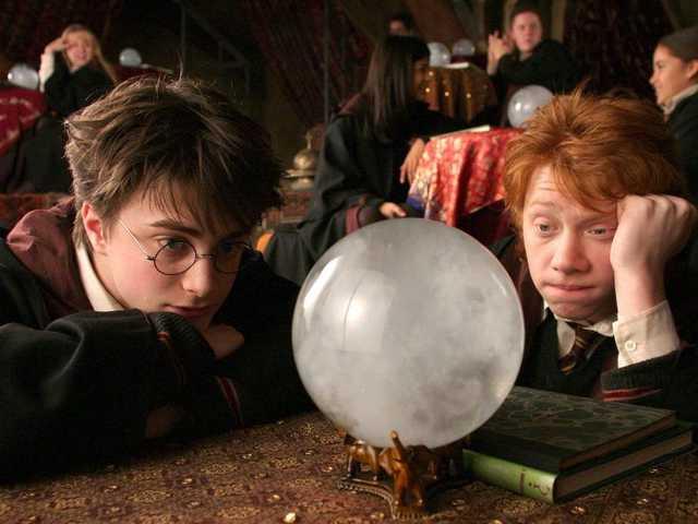 Színészek klipekben - Harry Potter Edition