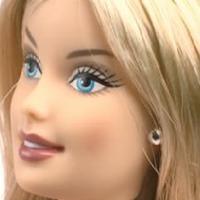 Barbie Puzzle játék