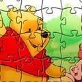 Puzzle játék : Micimackó