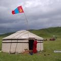 Képek Kisinből 12: Mongol jurta Amdo-Tibetben