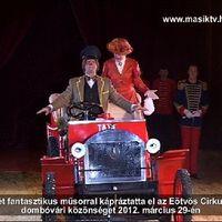 [Adáshiba] Eötvös cirkusz, Balatonfüred