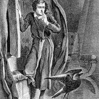 [Adáshiba] Poe, Edgar Allan: A holló