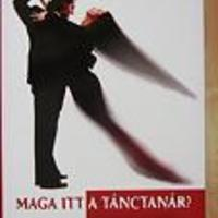 [Könyv] Mérő László: Maga itt a tánctanár?